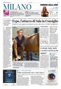 Corriere della Sera Milano – 09 luglio 2019