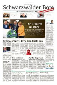 Schwarzwälder Bote Nagold - 08. Oktober 2019