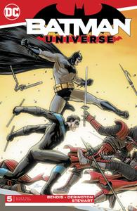 Batman Universe 05 (of 06) (2020) (Webrip) (The Last Kryptonian-DCP