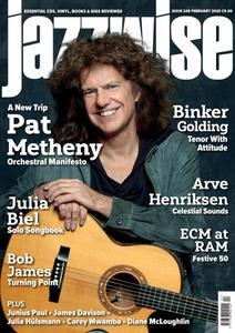 Jazzwise Magazine - February 2020