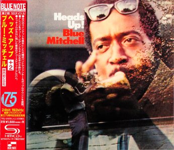 Blue Mitchell - Heads Up! (1967) {2014 Japan SHM-CD Blue Note 24-192 Remaster}