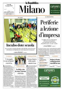 la Repubblica Milano – 14 giugno 2019
