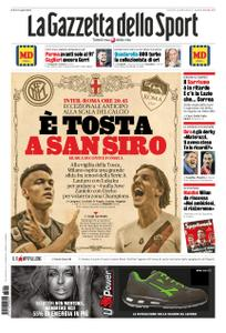 La Gazzetta dello Sport Roma – 06 dicembre 2019