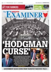 The Examiner - May 2, 2018