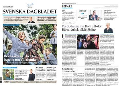Svenska Dagbladet – 24 maj 2018