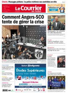 Le Courrier de l'Ouest Cholet – 07 février 2020