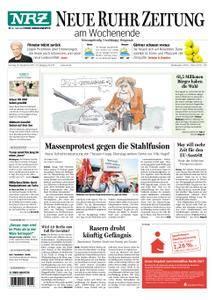 NRZ Neue Ruhr Zeitung Essen-Postausgabe - 23. September 2017