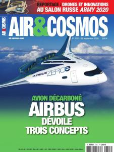 Air & Cosmos - 25 Septembre 2020