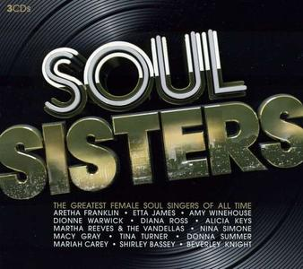 VA - Soul Sisters [3CD] (2012)