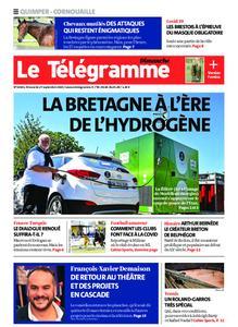 Le Télégramme Ouest Cornouaille – 27 septembre 2020