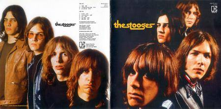 The Stooges - The Stooges (1969) 2CD Expanded Remastered 2005