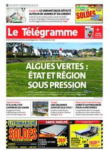 Le Télégramme Ouest Cornouaille – 02 juillet 2021
