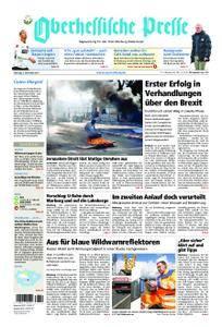 Oberhessische Presse Marburg/Ostkreis - 09. Dezember 2017
