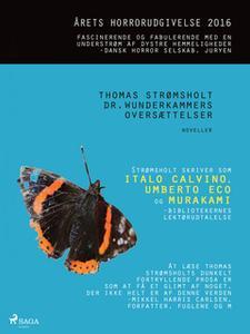 «Dr. Wunderkammers oversættelser» by Thomas Strømsholt