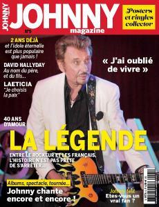 Johnny Magazine - Décembre 2019 - Janvier 2020