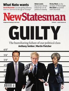 New Statesman - 29 March - 4 April 2019