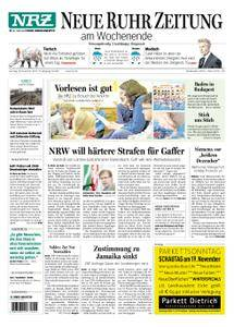 NRZ Neue Ruhr Zeitung Essen-Postausgabe - 18. November 2017