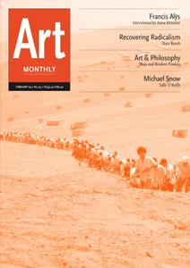Art Monthly - February 2009   No 323