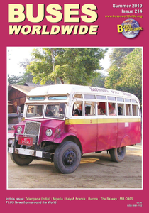 Buses Worldwide - Summer 2019