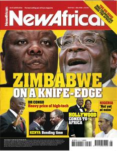 New African - May 2008