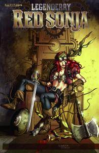 Legenderry Red Sonja 0052015 Digital Exclusive Edition