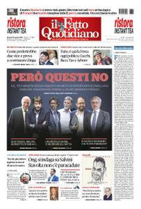 Il Fatto Quotidiano - 30 agosto 2019