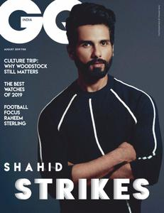 GQ India - August 2019