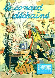 EF Pop Comix - Tome 1 - Le Conard Dechaine