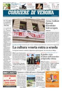 Corriere di Verona – 17 ottobre 2018