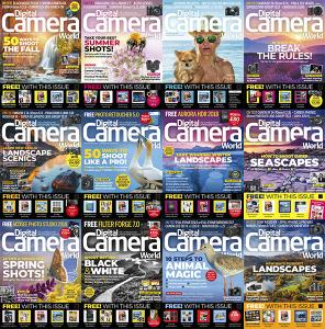 Digital Camera World - Full Year 2019 Collection