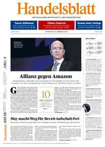 Handelsblatt - 27. Februar 2019