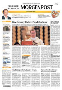 Solinger Morgenpost – 19. September 2019