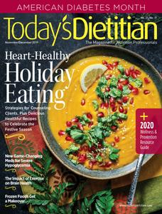 Today's Dietitian - November/December 2019
