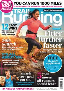 Trail Running - February/March 2021