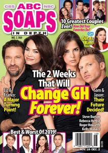 ABC Soaps In Depth - December 02, 2019