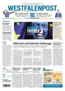Westfalenpost Wetter - 04. Mai 2018