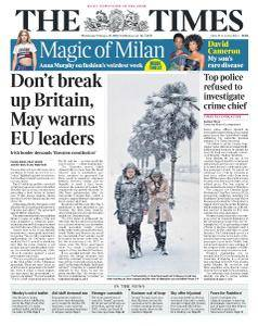 The Times - 28 February 2018
