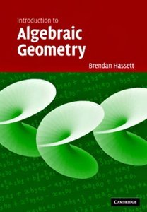 Introduction to Algebraic Geometry (repost)