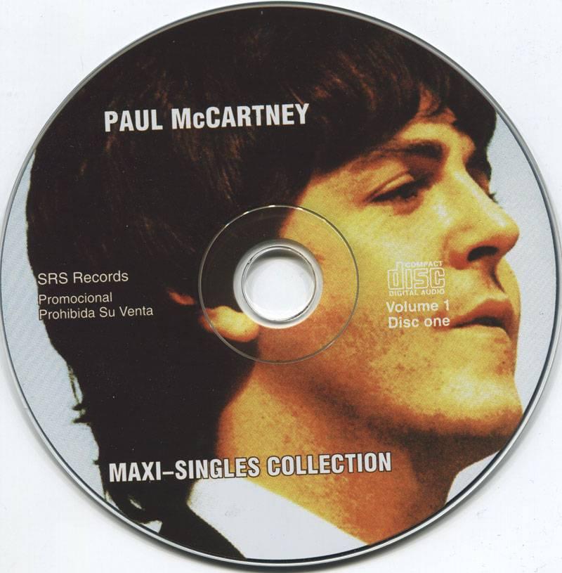 Paul McCartney - Maxi-Singles Collection Vol. 1 (2004