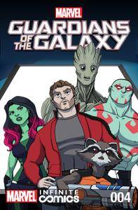 Marvel Universe Guardians of the Galaxy Infinite Comic 004 2015 Digital