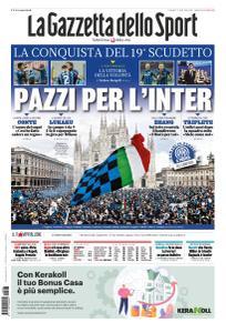 La Gazzetta dello Sport Nazionale - 3 Maggio 2021