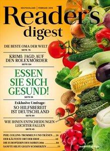 Readers Digest Deutschland - Februar 2016