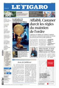 Le Figaro du Vendredi 22 Mars 2019