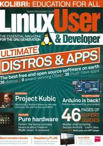 Linux User & Developer - September 2017