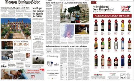 The Boston Globe – July 14, 2019
