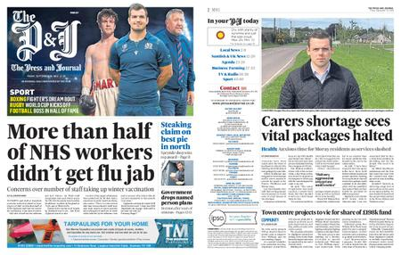 The Press and Journal Moray – September 20, 2019