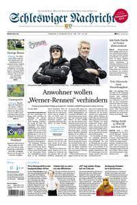 Schleswiger Nachrichten - 03. August 2018