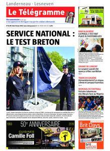 Le Télégramme Landerneau - Lesneven – 18 juin 2019