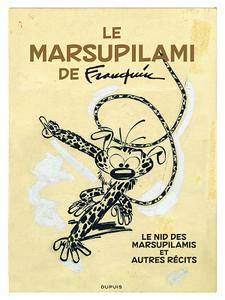 Le Marsupilami de Franquin (L'intégrale Version Originale)