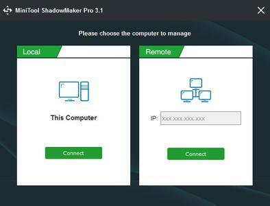 MiniTool ShadowMaker Pro 3.1.1.2
